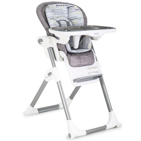 chaise haute solde joie mimzy lx baby toddler child feeding adjustable high chair ebay