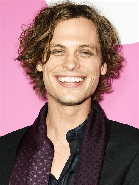 matthew gray gubler news pictures   tv guide