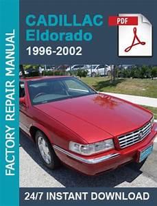 Cadillac Eldorado 1996 1997 1998 1999 2000 2001 2002