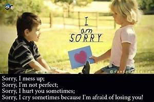 i 39 m sorry i hurt you quotes Quotes