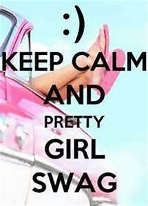 Pretty Girl Swag Quotes - Profile Picture Quotes