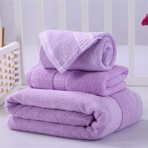 Purple Decorative Towel Sets by Popular Purple Towel Set Buy Cheap Purple Towel Set Lots