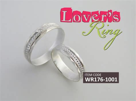 ring gt wedding and unisex ring gt wr176 1001 silver jewelry philippines unisilver net