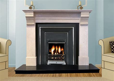Corbel Fireplace by Corbel Fireplace In Ivory Pearl Marble Fireplaces