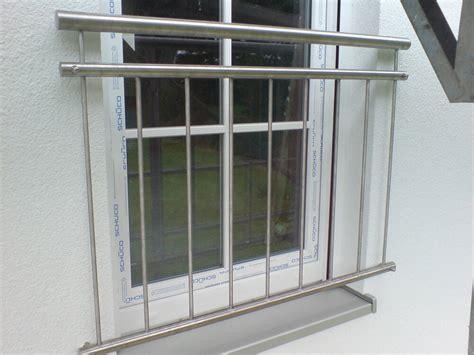 fenster geländer edelstahl edelstahl franz 246 sischer balkon v2a fenstergitter absturzsicherung gel 228 nder ebay