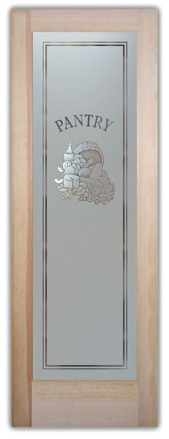 etched glass pantry doors pantry doors with glass frosted custom designs sans