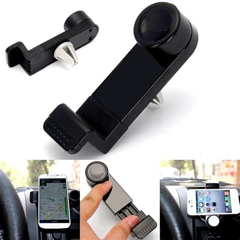 Porta Iphone Per Auto by Porta Cellulare Supporto Auto Griglie Bocchette