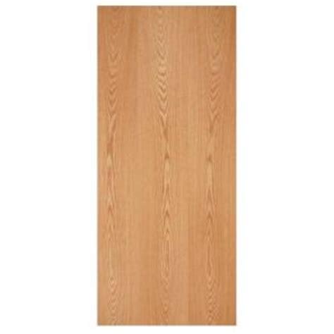 home depot hollow door masonite 30 in x 80 in smooth flush hardwood hollow
