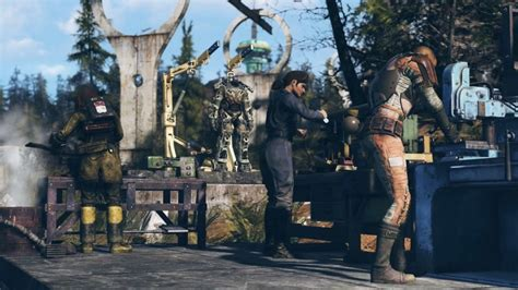 pete hines answers fallout  questions  loot camps