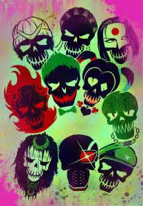 Suicide Squad Poster 2016