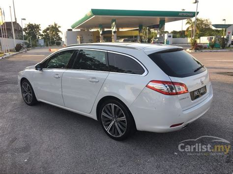 Peugeot Wagon by Peugeot 508 2012 Gt 2 2 In Penang Automatic Wagon White