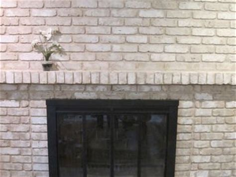 paint   brick fireplace hometalk