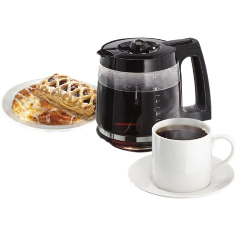 But i love it because you can use the k cup or they give you the other fitting for your own a:answer thank you for your question. Hamilton Beach 49980A Single Serve Coffee Brewer and Full Pot Coffee Maker 2-Way - VIP Outlet