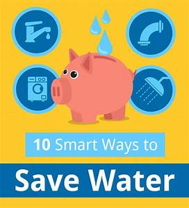 10 Smart Ways to Save Water That Cost Little to Nothing