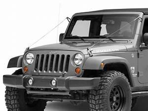 Steinjager Jeep Wrangler Limb Riser Kit