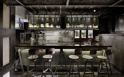 Types Of Kitchen Flooring Ideas - local espresso bar and restaurant by karalasos operaday architects the greek foundation