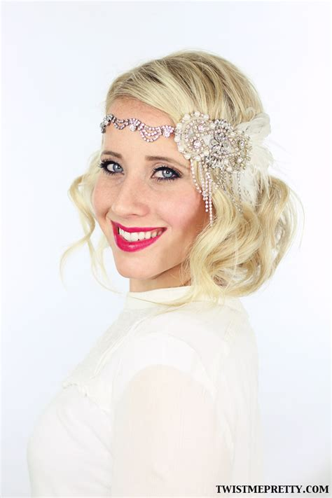 1920 Gatsby Hairstyles 2 gorgeous gatsby hairstyles for or a wedding