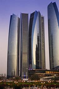 Tower Abu Dhabi Buildings