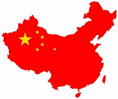 China Flag Cliparts Clipart Map