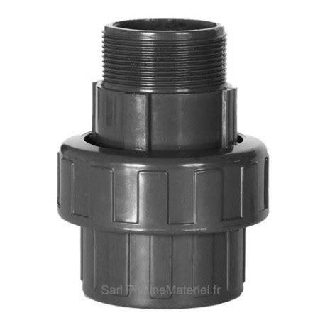 raccord filtration piscine