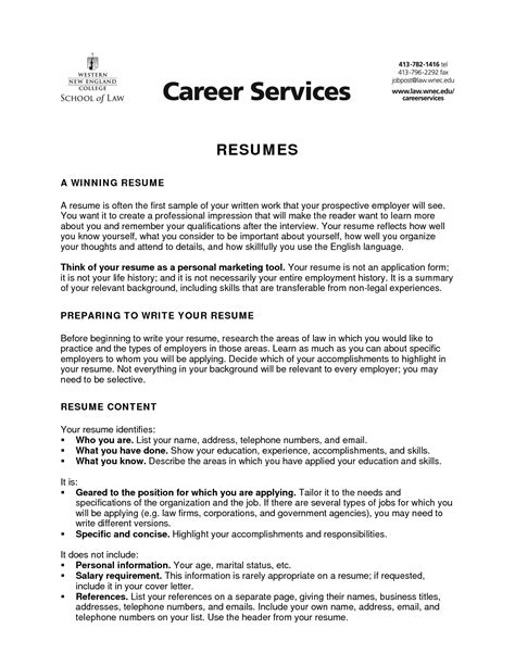 College Student Resume Objective Statement by Sle Resume Objective For College Student 068 Resume Format