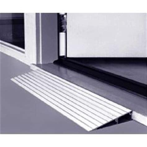 threshold entry door doorway handicap access rs sizes