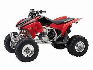 2007 Trx450er Honda Accident Lawyers Information  Pictures