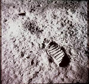 Earth's Moon - Apollo 11