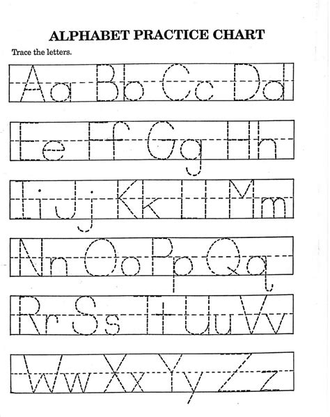 traceable alphabet worksheets a z activity shelter