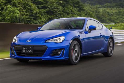 subaru brz  drive review motor trend