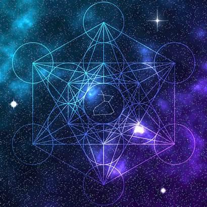 Geometric Cube Crystal Shapes Sacred Geometry Metatron
