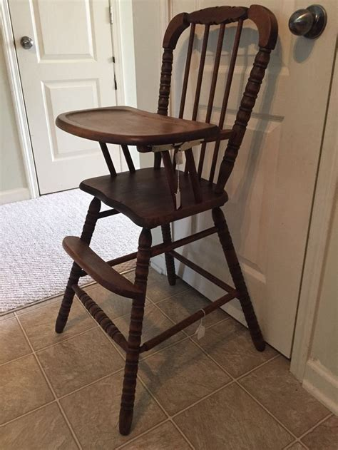 lind wooden high chair 25 best ideas about painted high chairs on