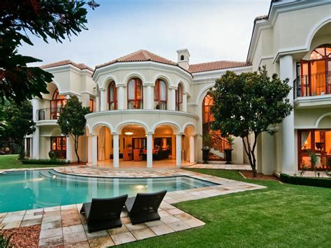 South Luxury Homes by Exquisite Mansion In South Africa Idesignarch Interior