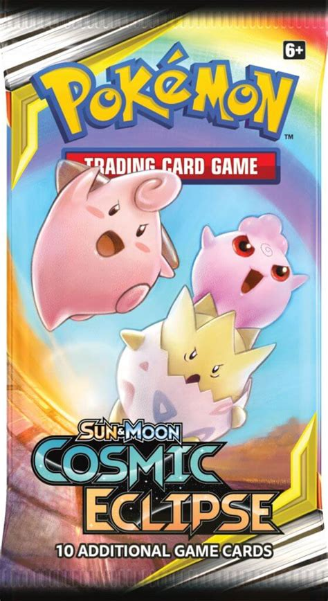 If this pokémon has at least 2 extra energy attached to it (in addition to this attack's cost), heal all damage from all of your pokémon. Pokemon - TCG - Cosmic Eclipse Booster Pack Options ...