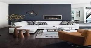 Deco Pour Salon : la d co salon en 5 styles tendances pour trouver son salon ~ Teatrodelosmanantiales.com Idées de Décoration
