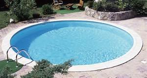 Piscine Bois Ronde : piscine enterr e ronde ~ Farleysfitness.com Idées de Décoration