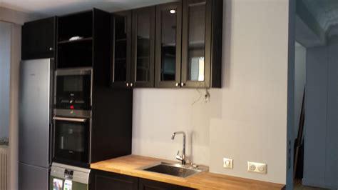 installateur cuisine ikea exemples cuisines posees en 2015
