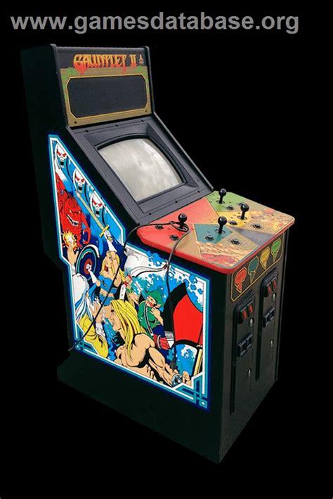 Gauntlet Legends Arcade Cabinet by Gauntlet Ii Arcade Database