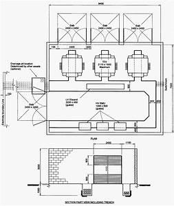 7 Typical Layout Designs Of 11kv Indoor Distribution Substation