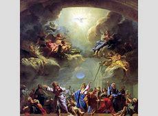 EL RINCÓN LITÚRGICO Domingo de Pentecostés