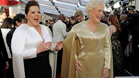 The Oscars Red Carpet Living Again New York Times