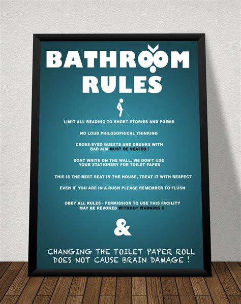 creative bathroom ideas toilet poster by kingmartinus on deviantart