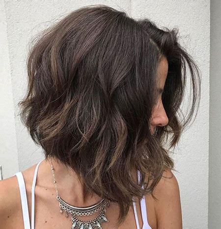 umgekehrte wellige bob frisuren frisuren  neue