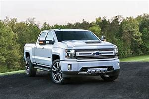 2019 Chevy Silverado 2500 Engine Options