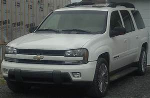 03 Chevy Trailblazer Manual