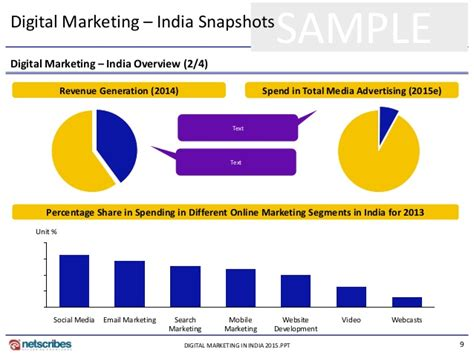 digital marketing in india market research report digital marketing in india 2015