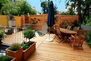 Hochbeet Winterfest Machen : zdj cie nr 7 tarasy drewniane inspiracje galeria projektowanie ogrod w ogr d ~ Orissabook.com Haus und Dekorationen