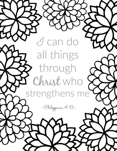 printable scripture verse coloring pages  mommy