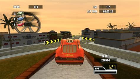 Race O Rama (ps3) Gameplay