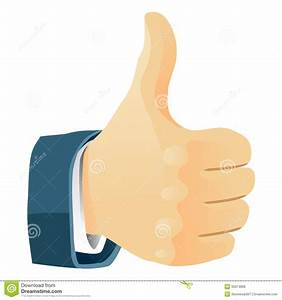 Thumb`s Up Royalty Free Stock Photos - Image: 35074808
